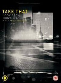 Cover Take That - Look Back, Don't Stare. A Film About Progress [DVD]